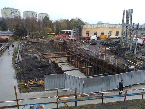 Przebudowa dworca PKP. Prace są mocno zaawansowane [FOTO] - Aktualności Rzeszów - zdj. 11